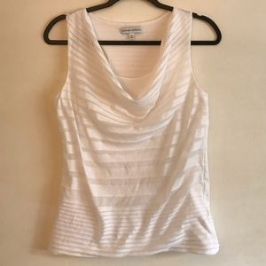 Banana Republic Slouchy Neck Tank